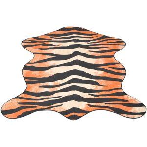 vidaXL Szőnyeg 150x220 cm tigris mintázattal