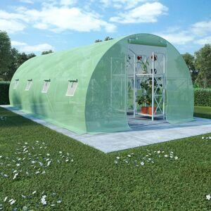 vidaXL melegház 18 m² 600 x 300 x 200 cm