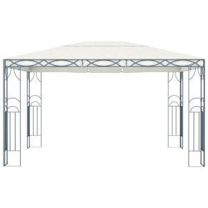 vidaXL krémszínű pavilon 400 x 300 cm