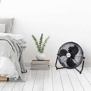 Bestron DFA30 padlón felállítható ventilátor 35 cm 55 W fekete