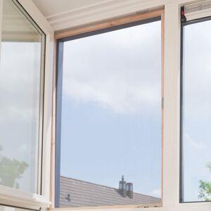 Nature fekete üvegszálas szúnyogháló 1 x 3 m