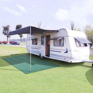 vidaXL zöld sátorszőnyeg 250 x 300 cm