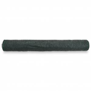 vidaXL zöld HDPE teniszháló 1 x 100 m