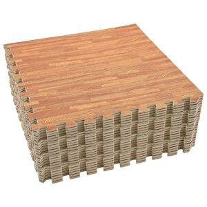 vidaXL 24 db famintás EVA habszivacs padlószőnyeg 8,64 ㎡