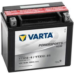 Varta Motorkerékpár Akkumulátor Powersports AGM YTX12-4/YTX12-BS
