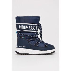 Moon Boot - Téli cipő 34051300 sötétkék 29