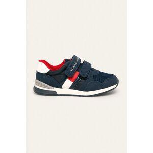 Tommy Hilfiger - Gyerek cipő sötétkék 27