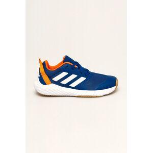 adidas - Gyerek cipő FortaGym K kék 34