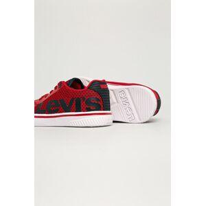 Levi's - Gyerek cipő piros 34
