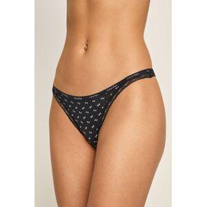 Calvin Klein Underwear - Tanga sötétkék S