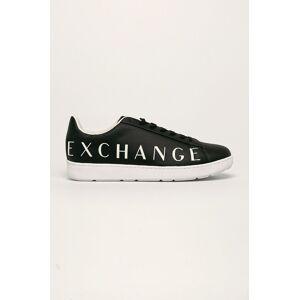 Armani Exchange - Cipő fekete 44
