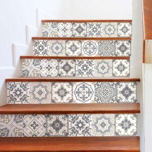 Ambiance Carenza 2 részes matricaszett lépcsőre, 105 x 15 cm - Ambiance