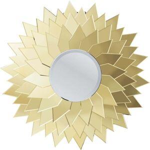 Kare Design Sunflower Round falitükör, ø 120 cm - Kare Design