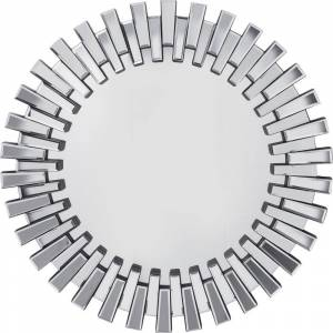Kare Design Sprocket falitükör, ø 92 cm - Kare Design