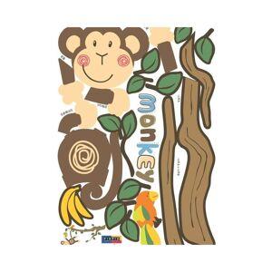 Ambiance Monkey and Tree falmatrica - Ambiance