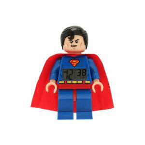 LEGO® Super Heroes Superman ébresztőóra - LEGO®