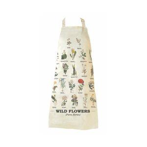 Gift Republic Wild Flowers pamut kötény - Gift Republic