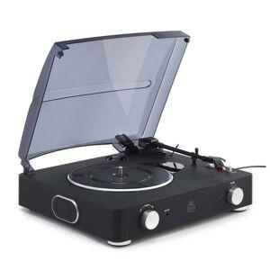 GPO Stylo II Black fekete lemezjátszó - GPO
