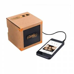 Luckies of London Smartphone Speaker Copper hordozható hangszóró - Luckies of London