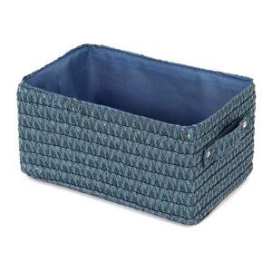 Compactor Lilou Basket Blue kék tárolókosár - Compactor