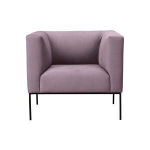Windsor & Co Sofas Neptune világos rózsaszín bársonyfotel - Windsor & Co Sofas