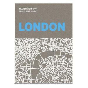 Palomar Transparent City London írható térkép - Palomar