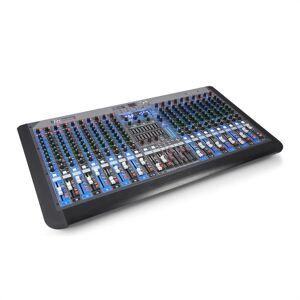 Power Dynamics PDM-S2004, 20 csatornás keverőpult, DSP/MP3, USB port, Bluetooth