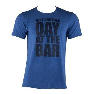 Capital Sports férfi edző póló, M méret, kék