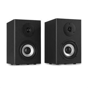 Vonyx SM40, stúdió hangfal készlet, 2 sávos, fekete