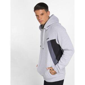 Dangerous DNGRS / Hoodie Pons in grey