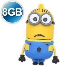 IZMAEL Minions 8GB Pendrive - Dave