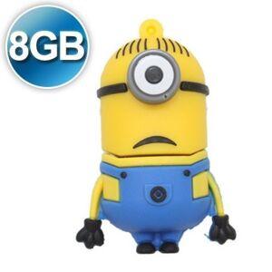 IZMAEL Minions 8GB Pendrive - Stuart