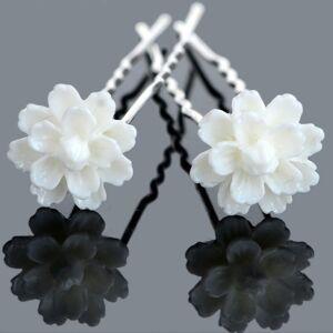IZMAEL White Flower Hajtű KP1573