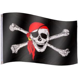 FLAGMASTER® Zászló Jolly Roger - 120 x 80 cm