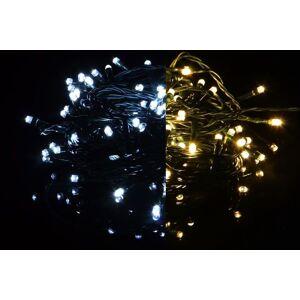 Nexos Karácsonyi fényfüzér NEXOS 9,9m/100x LED - színváltó