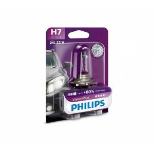 Philips Autó izzó Philips VISIONPLUS 12972VPB1 H7 PX26d/55W/12V