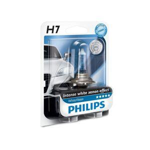 Philips Autó izzó Philips WHITEVISION 12972WHVB1 H7 PX26d/55W/12V