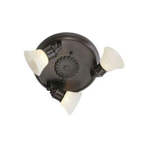 Eglo EGLO 89061 - ALAMO spotlámpa 3xG9/40W sötét barna/bézs EG89061