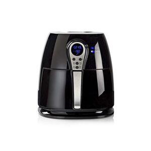 Nedis Nedis KAAF111EBK − Digitális forrólevegős fritőz 3 l 1400W/230V/60 min NE0113