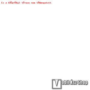 HOCO W5 sztereó fejhallgató / headset - FEKETE - 3,5mm Jack, mikrofon, felvevõ gomb, 1,2m hosszú vezeték - GYÁRI