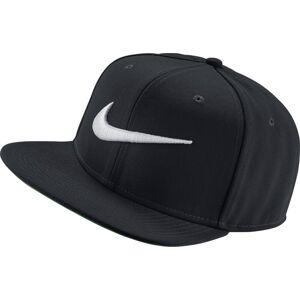 Nike SWOOSH PRO Snapback Baseball sapka - Fekete - ks