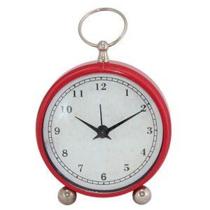 4-Home Timing ébresztőóra, piros