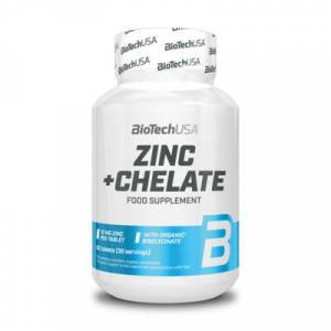 BioTech  Zinc+Chelate 60db