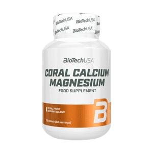 Biotech Coral Calcium-Magnesium - 100 tabletta