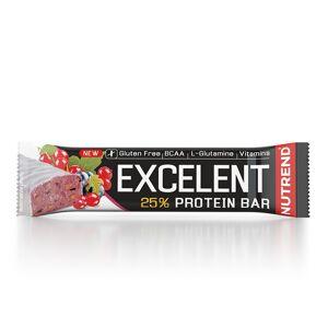 Nutrend szelet EXCELENT protein bar 85g