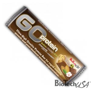 Biotech GO PROTEIN BAR Csokoládé-marcipán 40gr