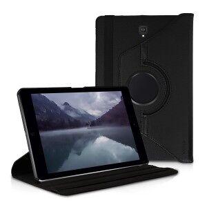 kwmobile Samsung Galaxy Tab S4 10.5 flip tok - fekete
