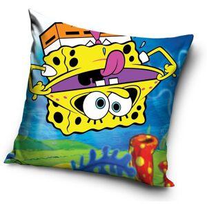 Sponge Bob SpongeBob, SpongyaBob párnahuzat 40*40 cm