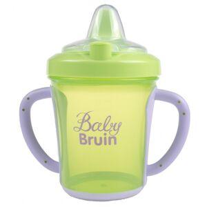 Baby Bruin kupakos itatópohár zöld