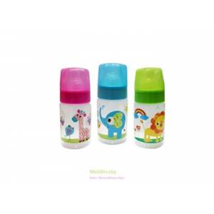 Baby Care cumisüveg Zoo 125 ml